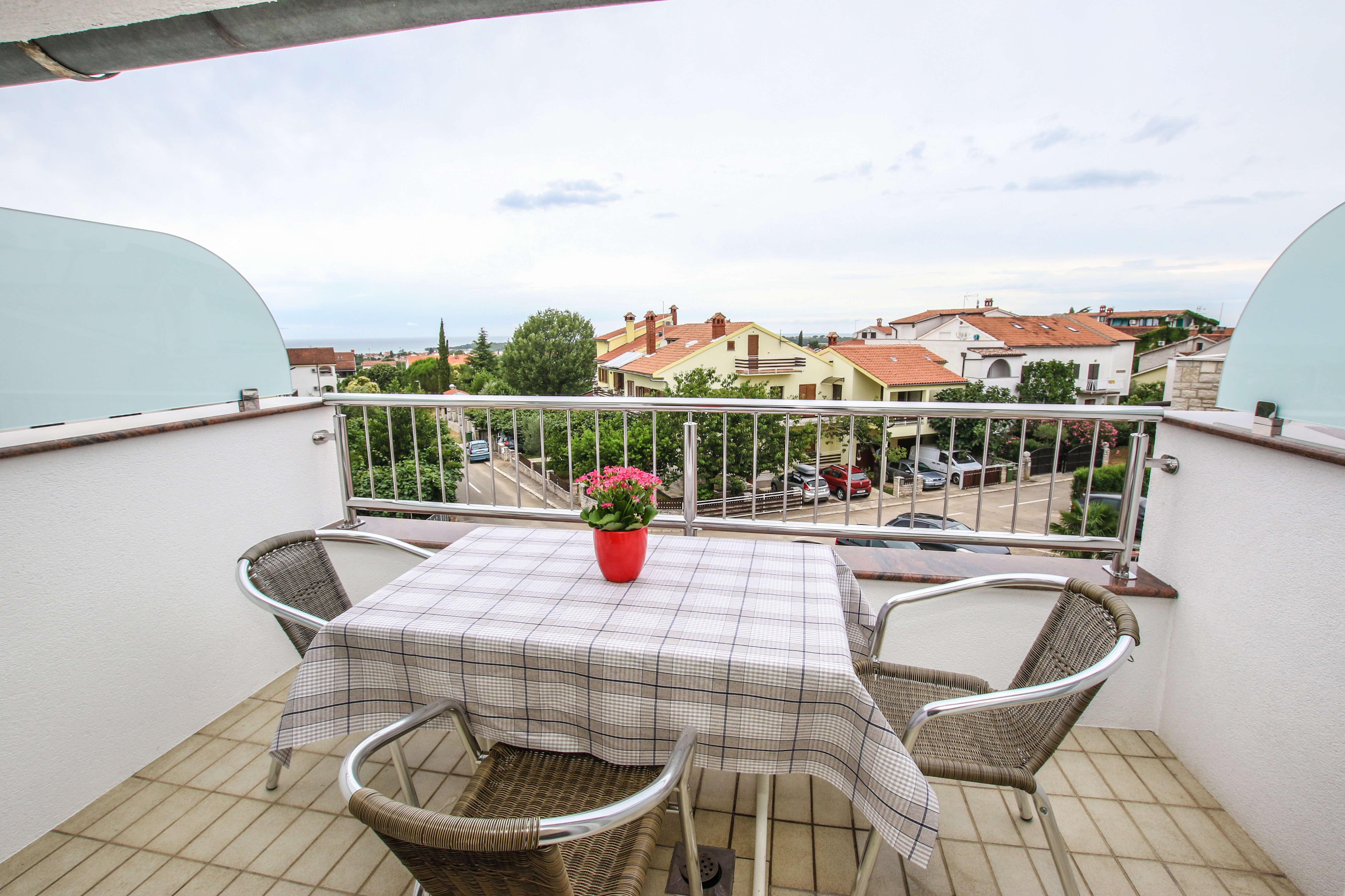 Balkon Villa Katarina