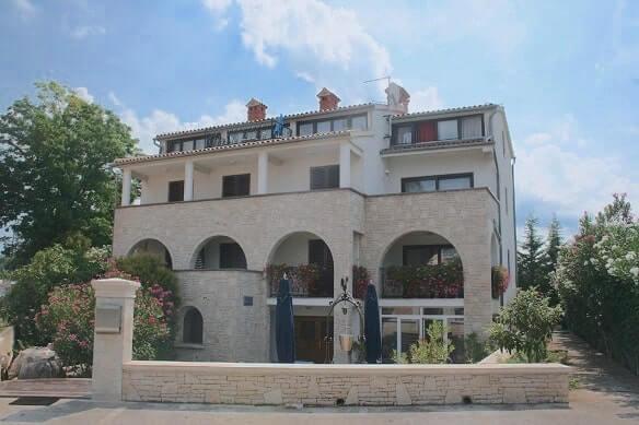 Villa Katarina Aussenansicht